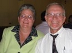 Our Pastor and his wife Jane